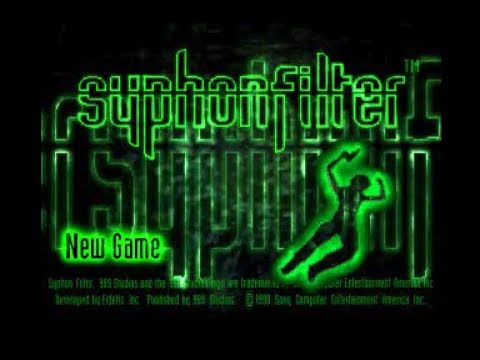 PSX Longplay [464] Syphon Filter