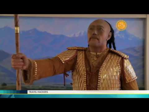 """Travel hackers"" #2 (25.10.2016) - Kazakh TV"