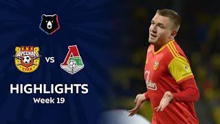 Highlights Arsenal vs Lokomotiv 4 0
