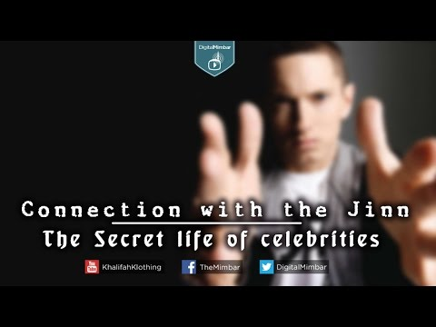 Connection with the JINN: The SECRET life of Celebrities