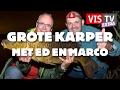 VisTV Extra #10 - Grote karper met Ed en Marco