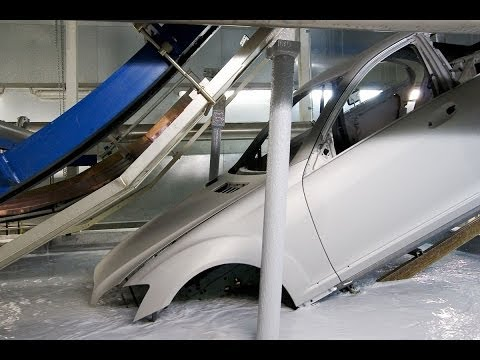 Paint Factory - 2015 Mercedes Benz C Class