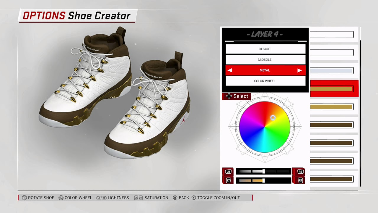 jordan shoes creator 2k18 archetypes builders supply 797105