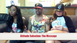 #INSPIRE SERIES II: Altitude Salvation Clothing