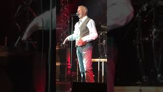 David Essex at Potters Holiday Resort 01/10/2017.