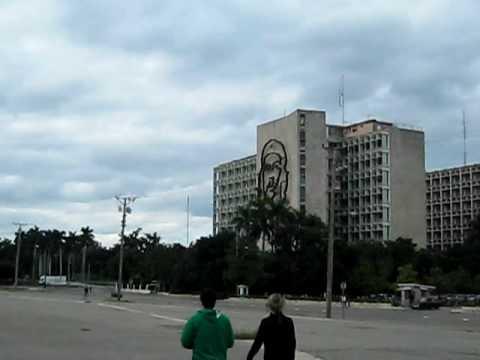 Revolutionary Square in Havana, Cuba
