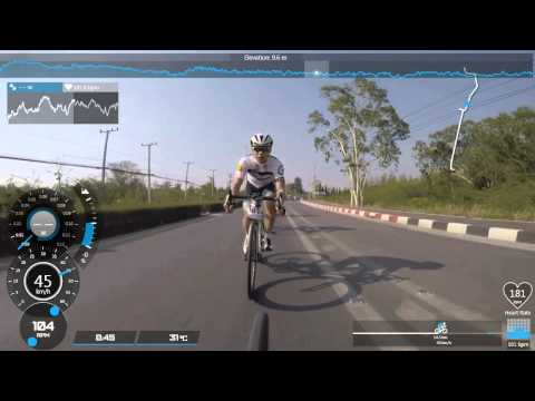 BANGKOK BIKE THAILAND CHALLENGE 2015 By PLAY CYCLING CLUB P1