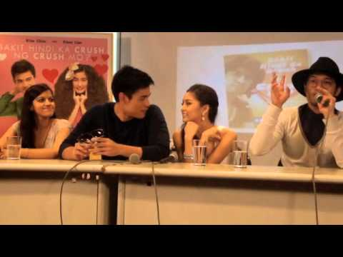 Kim Chiu, Xian Lim and Kean Cipriano (Part2) Travel Video