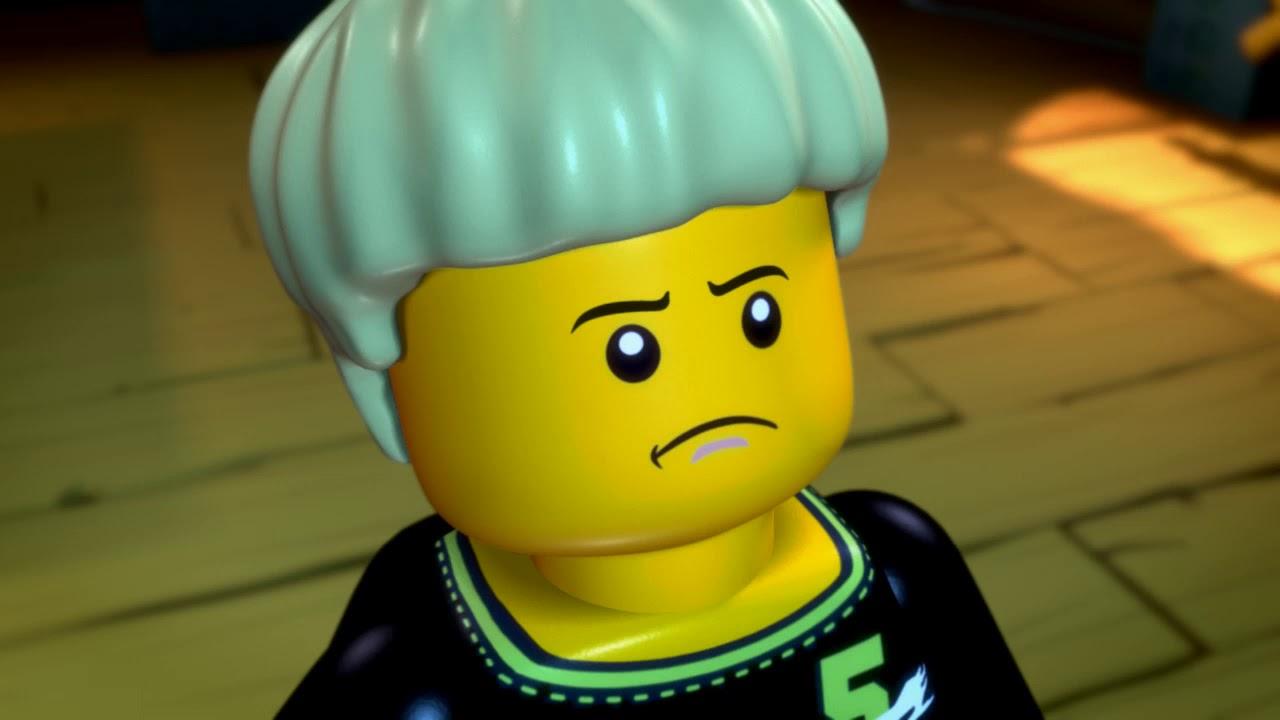 Download LEGO Ninjago - Season 1 Episode 11 - All of Nothing