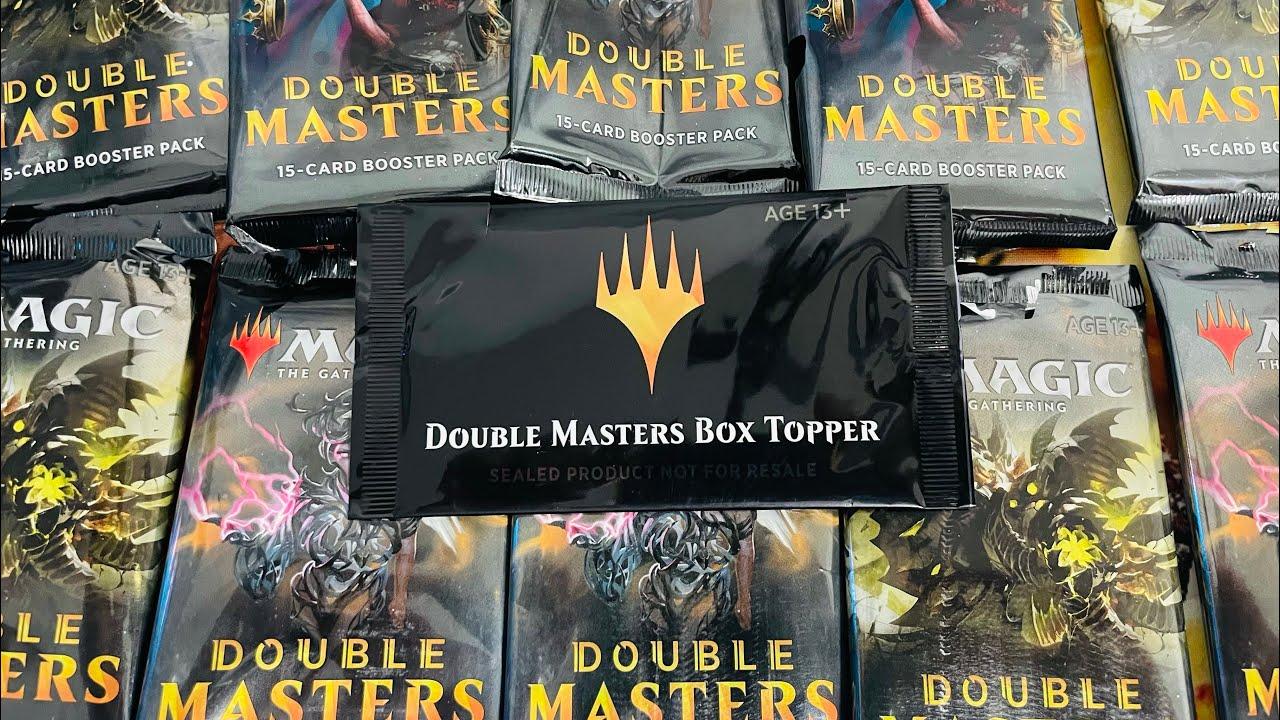 Double masters epic! battle. 🥩 supreme!