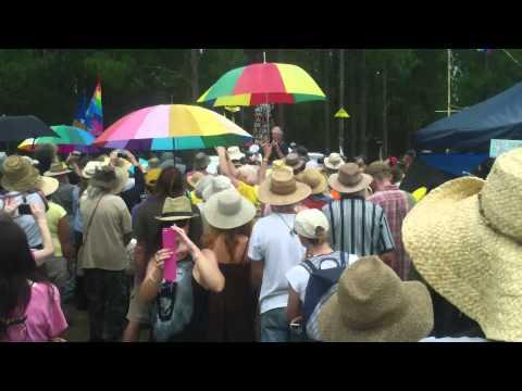 Doubtful Creek - CSG Protest Blockade 2013