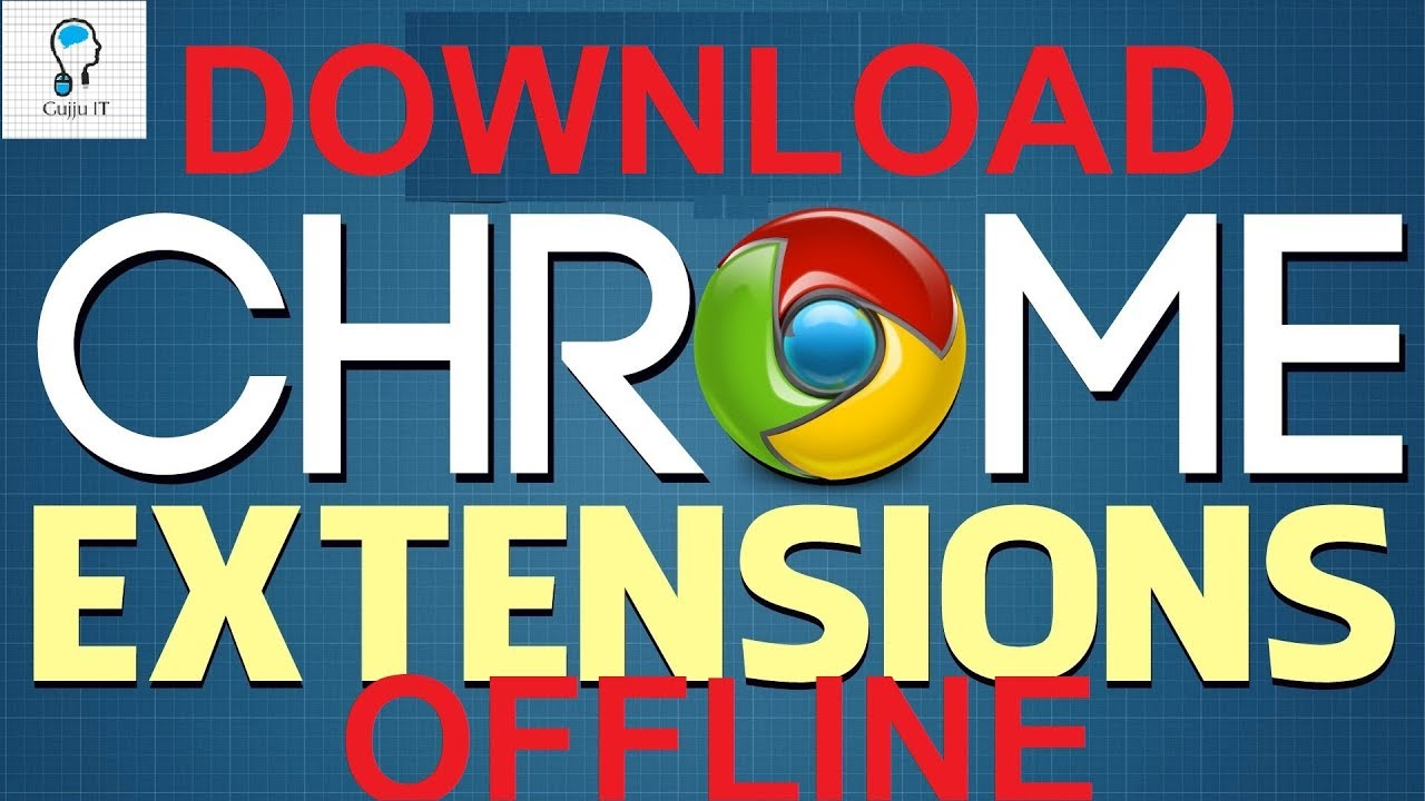 download offline chrome extensions