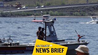 Search for diver continues