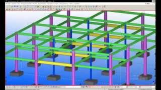 Tekla Structures за 10 минут