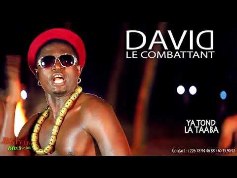 David le combattant- Désolé  (Audio )