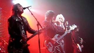 Michael Monroe - Back To Mystery City Live Helsinki 2.4.2010
