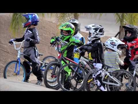 Professional BMX racer inspires Chula Vista youth to suit up and take to the track