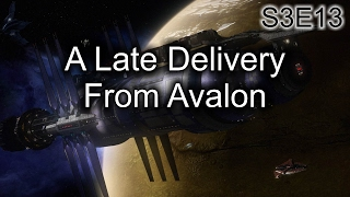 Babylon 5 Ruminations S3E13: A Late Delivery From Avalon