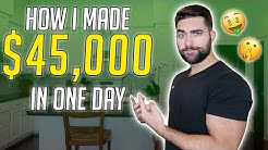 How I Made $45,000 in ONE DAY With Shopify Dropshipping