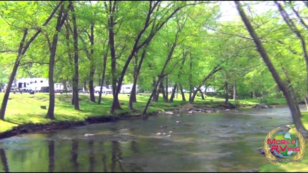 Asheville East Koa Swannanoa Nc Youtube