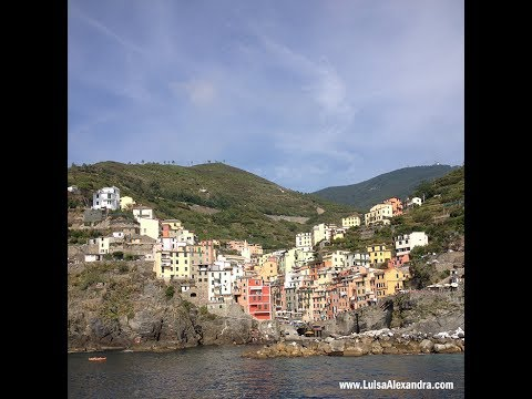 La Spezia • Cinque Terre [Itália] • MSC Fantasia Cruzeiros • www.luisaalexandra.com