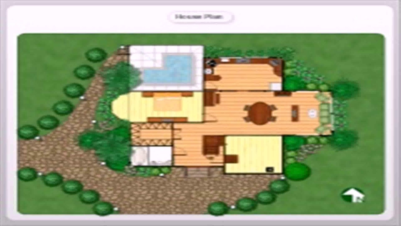 Visio  Home  Floor Plan  Template see description YouTube
