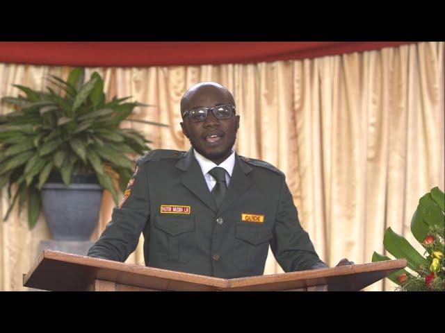 'Where I belong' - Pastor Mazuba