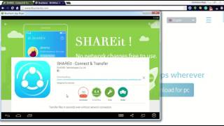 Gambar cover Download SHAREit for PC