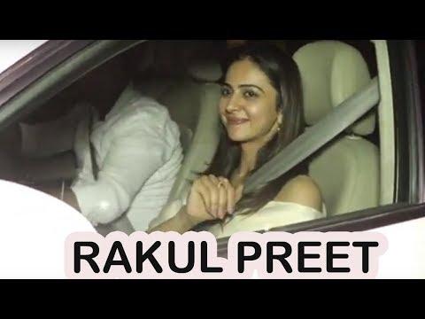 Rakul Preet Singh Spotted @ Soho House