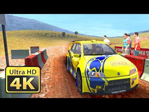 Colin McRae Rally 04 : Old Games In 4K