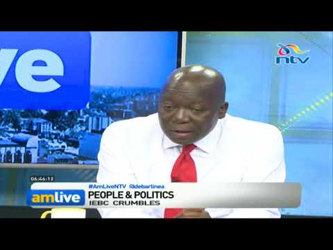 Jakoyo Midiwo says Matiba was a victim of state-sponsored thuggery