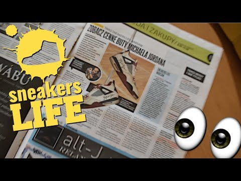 I MADE IT INTO A NEWSPAPER!! (Sneakers Life's FIRST EVENT IN POLAND)