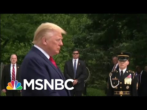 Why Trump Is 'Losing To Mother Nature' On Coronavirus | The Beat With Ari Melber | MSNBC