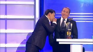 КВН Камызяки - 2014 Кубок мэра Москвы Приветствие