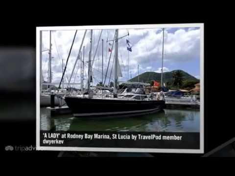 Rodney Bay Marina - Saint Lucia