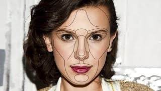 Is MILLIE BOBBY BROWN Perfect? (Millie Bobby Brown grows up according to the PERFECTION MASK)