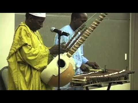 Traditional African Music at Creighton University