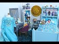 American Girl Doll Disney Frozen Elsa Room