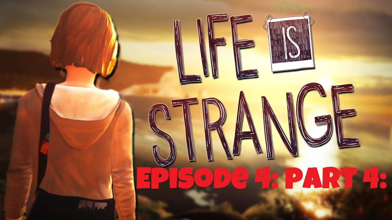 Life Is Strange Episode 4 Dark Room Part 4 Frank Bowers The