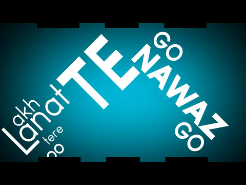 Go Nawaz Go Tutak Official