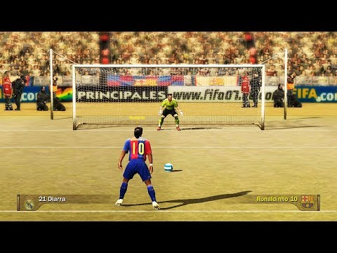 Penalty Kicks From FIFA 94 to 18