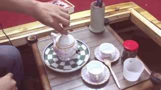 Cách pha trà ngon