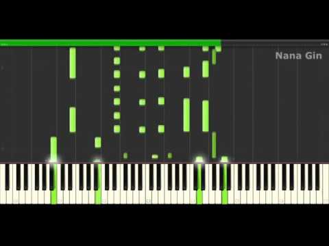 Nao Hiiragi - Requiem [Full Version] - (Tasogare Otome x Amnesia) - Piano Tutorial