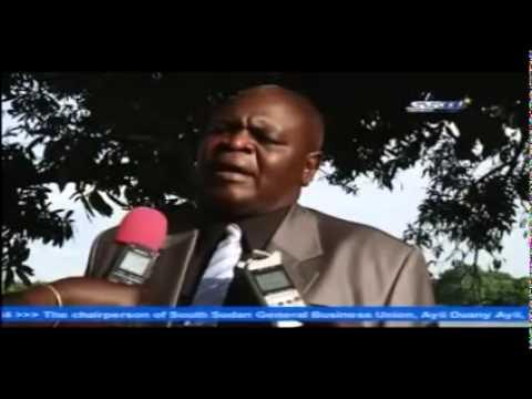 وزير الصحة يطالب الصندوق الدولي بالدعم للحد من الأمراض بدولة جنوب السودان