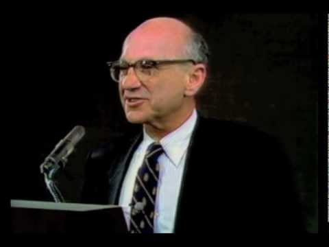 Milton Friedman - Department Of Energy