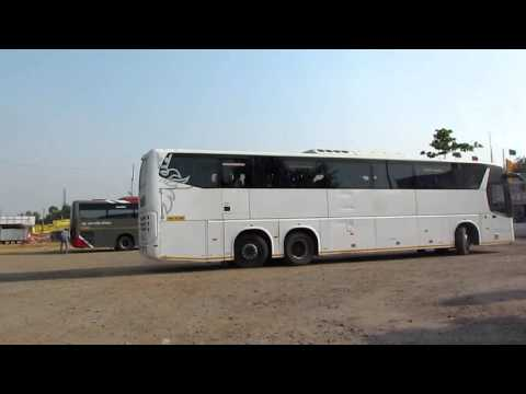 Volvo Watches Royal Cruiser Scania Take Off !!