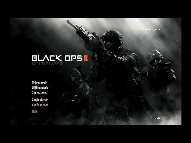 Como jugar Call of duty black ops2 Offline con bots y zombies