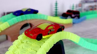 Toy Cars For Children Cartoon Movie - Toy Car Racing Cars Race Cars ...