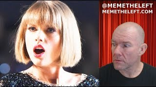 LEFTIST WANKERS ATTACK TAYLOR SWIFT'S DAD