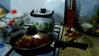 Готовим домашний ужин